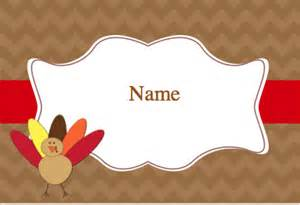 last minute thanksgiving crafts for the uncrafty plus printable place cards