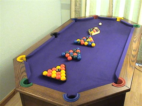 How To Set Up A Pool Table by American 9 171 Octapool Pool Table Casino