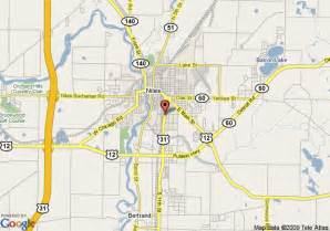 Niles Michigan Map by Niles Mi United States Pictures Citiestips Com