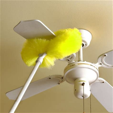 ceiling fan cleaning brush hton direct ceiling fan duster from evelots