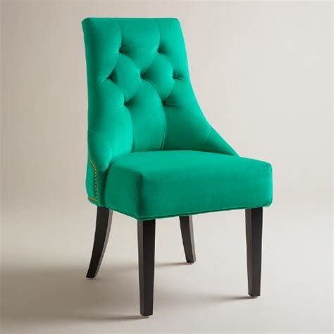emerald lydia dining chairs set of 2 world market