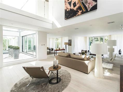 new layout en español luxueuze villa in ukkel binnenkijken