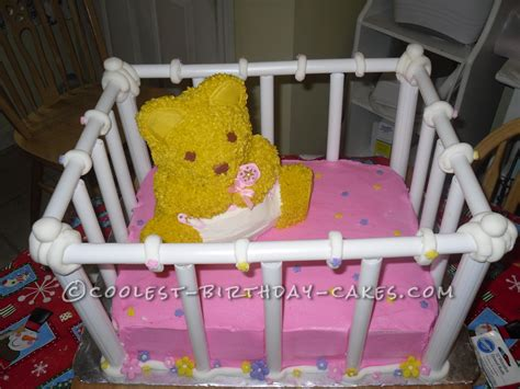 coolest baby cribs coolest baby shower 3d crib cake