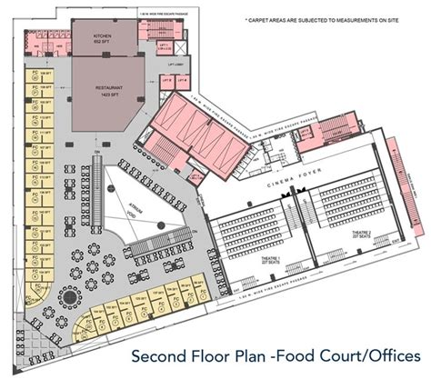 Layout Food Court | food court layout senior thesis pinterest food