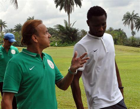 gernot rohr has brought discipline to the eagles