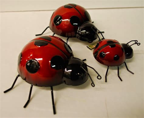Metal Decor Metal Ladybugs Selkirk Manitoba Canada