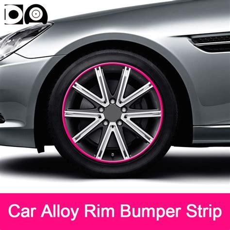 Kia Ceed Alloy Wheels ᐂ8 Meters Car ᗜ Lj Alloy Alloy Wheel Bumper For