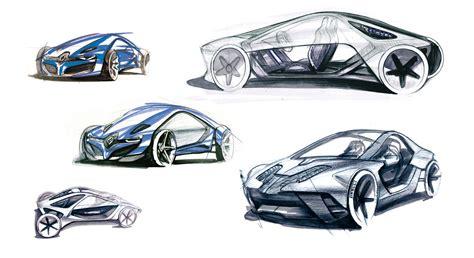Design Concept Video | renault fly concept design sketches car body design