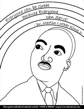 martin luther king coloring pages preschool free mlk rainbow coloring page perfect for young