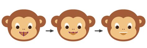 tutorial illustrator monkey how to create a hanging monkey illustration in adobe
