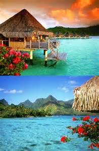 Dream Honeymoon Destination