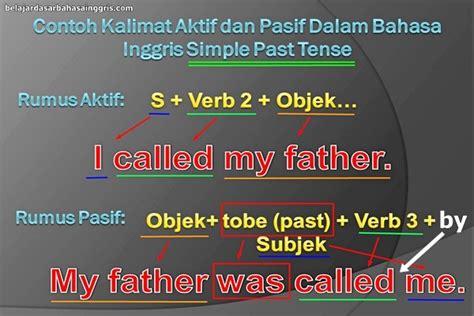 tutorial make up dalam bahasa inggris contoh kalimat aktif dan pasif dalam bahasa inggris dan