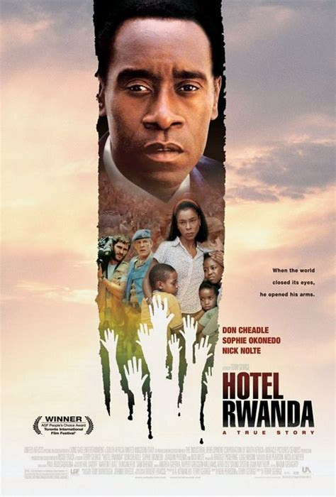 themes in the film hotel rwanda hotel rwanda movie poster 1 of 6 imp awards