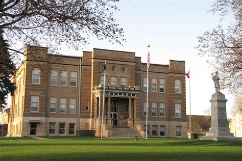 Osceola County Records Osceola County Courthouse Sibley Iowa Iowa Backroads