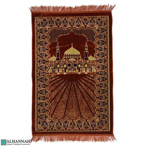 tappeto turco tappeto turco di preghiera moschea profeta motif ii1114