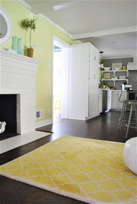 yellow kitchen rug and now for a kitchen rug fashion show house