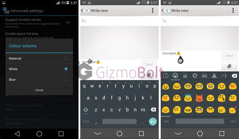 android keyboard apk android l keyboard port for xperia and all devices