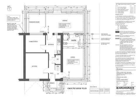 Home Office Floor Plans http www archigrace co uk architects and planning