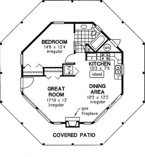Small Octagon House Plans by Best 25 Octagon House Ideas On Yurt Living