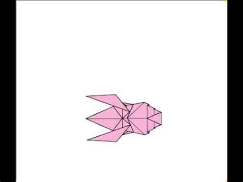 membuat origami dari uang kertas membuat udang dari kertas lipat origami youtube
