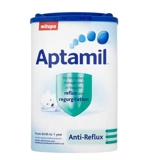 aptamil comfort for constipation aptamil anti reflux from birth to 1 year 900g 1 2 3 6