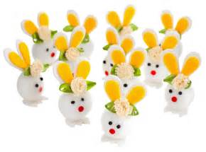 77400 easter bunny decorations 12 pack 171 easy easter bonnet