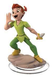 Pan Disney Infinity Look At Disney Infinity S Pan Figure