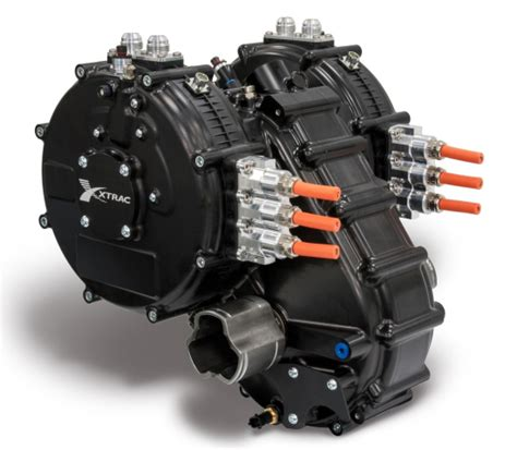 electric vehicle motor xtrac launch dual motor ev transmission to suit torque