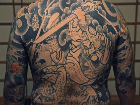 yakuza tattoo national geographic 迷失东京 圈网你我他