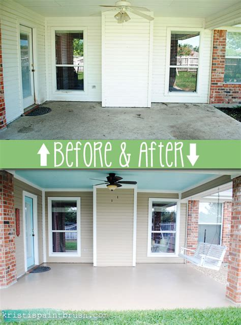 screened porch makeover concrete floor i should be mopping the floor how to paint a porch floor