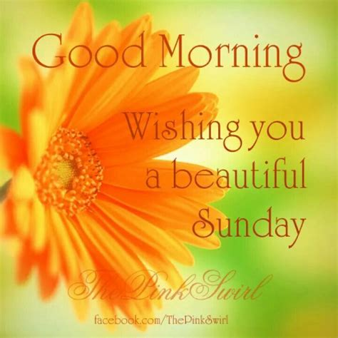sunday good morning beautiful good morning beautiful people quotes
