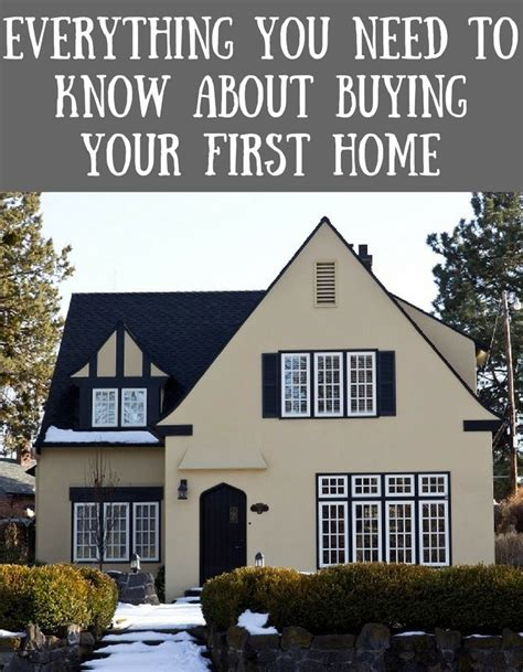 Adulting Millennials Guide To Buying Your First Home Diy Home Health