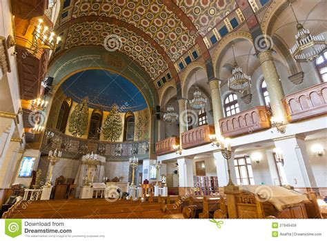 Interior Of A Synagogue by Synagogue Interior Royalty Free Stock Images Image 27949459