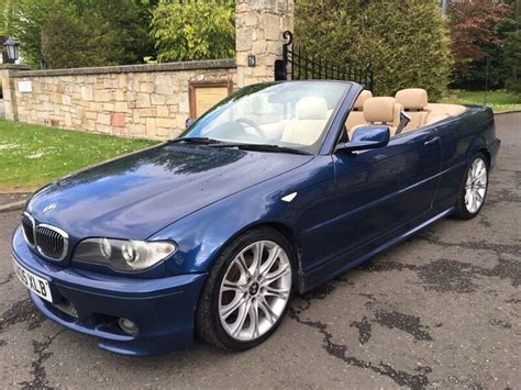 2005 Bmw 320 Ci Convertible M Sport E46 Px Welcome In
