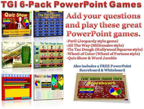 tutorial powerpoint games blog archives liquidrutracker