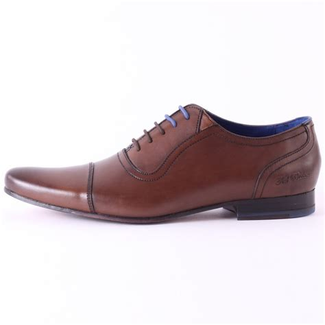 Ted Baker Browen ted baker rogrr mens oxford shoes in brown