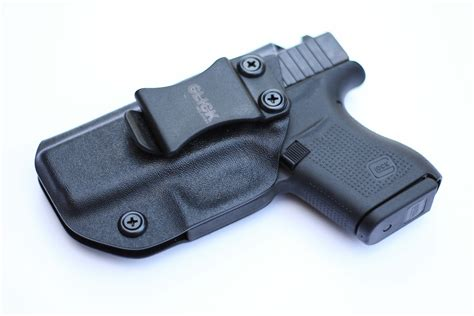 kydex clip guardian iwb kydex holster click holsters