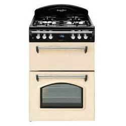 Mini range gas cooker grb6gvc by leisure cream look again