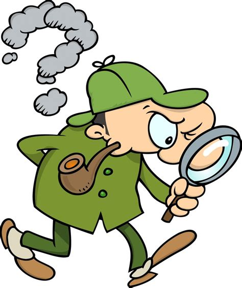 free clipart search best detective clipart 7475 clipartion