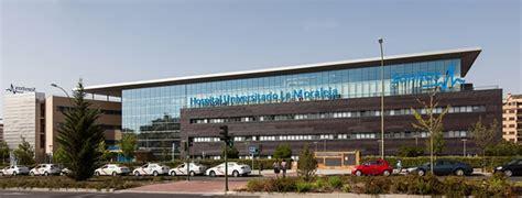 cuadro medico de sanitas en madrid estructura distribucin y planos hospital la moraleja
