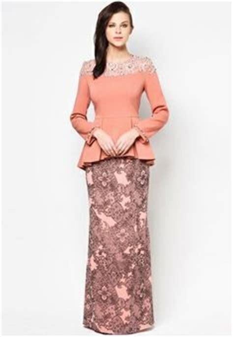 Baju Plaid Tunik mix plaid plain modern baju kurung kebaya baju kurung baju kurung