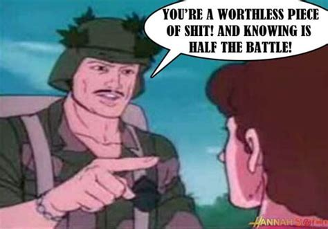 Gi Joe Meme - 19 best images about cartoon captions on pinterest