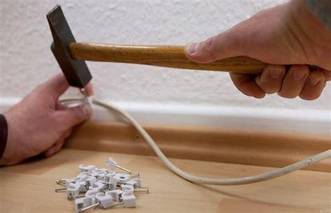 einfache ideen gegen kabelsalat kleinezeitungat