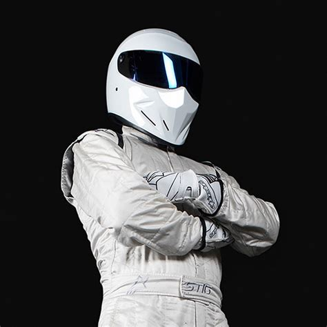 official top gear the stig car keyring in gift box ebay the stig