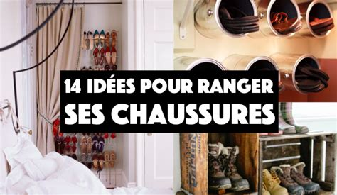 Idee Pour Ranger Chaussures by 14 Id 233 Es Originales Pour Ranger Vos Chaussures Des Id 233 Es