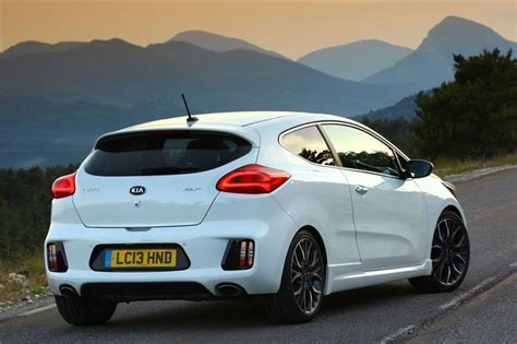 Kia Proceed Kia Proceed Gt 2013 Road Test Road Tests Honest