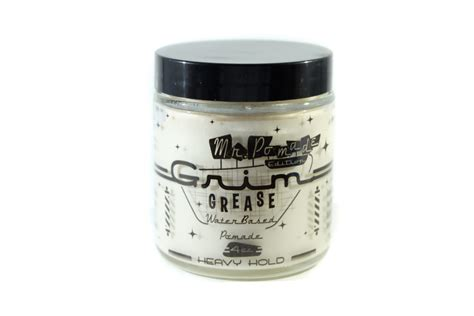 Pomade Mr X grim grease water based x mr pomade