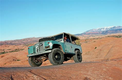 land rover series 3 custom 1960 land rover series ii offroad 4x4 custom truck