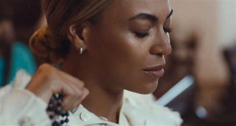 beyonce song miscarriage video beyonce s song heaven is it about her