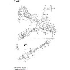 1999 Suzuki Quadrunner 500 Parts Cylinder Replacement Parts For 1999 Suzuki Quadrunner